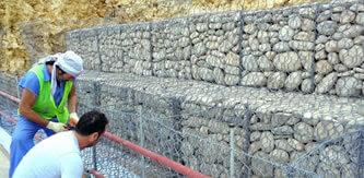 gabiao - Cabreúva Pedras | Muro de Pedra, Gabião, Paralelepípedo e Bloquete