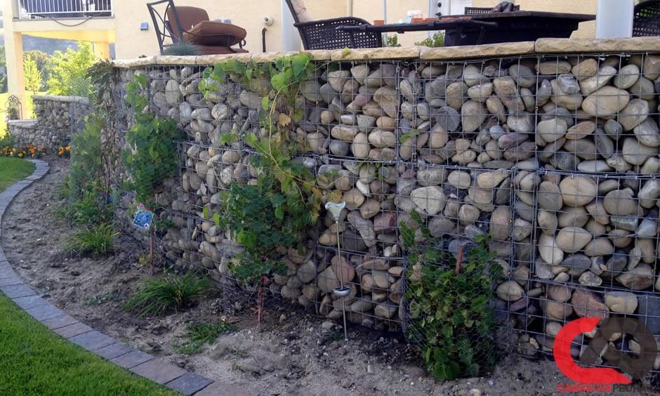 gabiao 05 - Muro de Gabião - Material e Mão de Obra Especializada