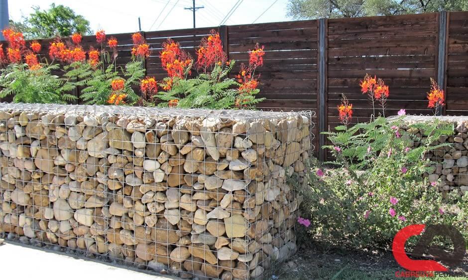 gabiao 06 - Muro de Gabião - Material e Mão de Obra Especializada