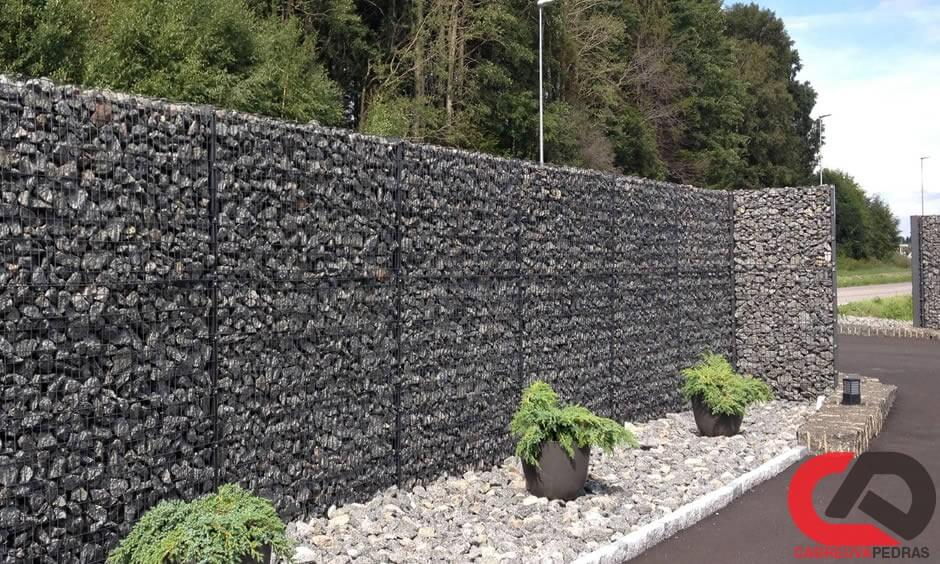gabiao 07 - Muro de Gabião - Material e Mão de Obra Especializada