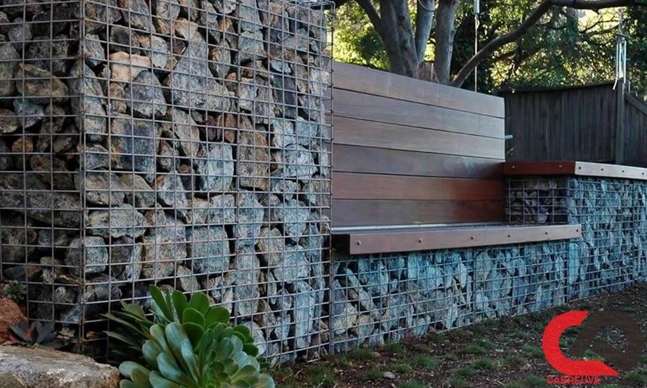 gabiao 10 - Muro de Gabião - Material e Mão de Obra Especializada