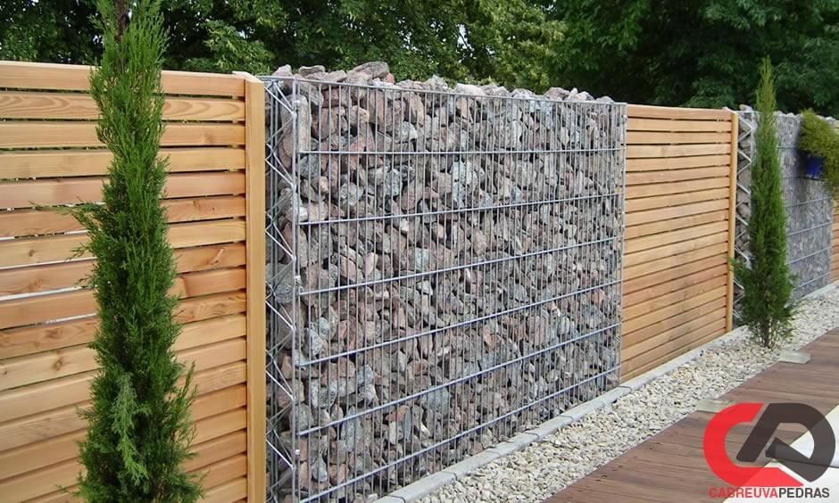 gabiao 13 - Muro de Gabião - Material e Mão de Obra Especializada