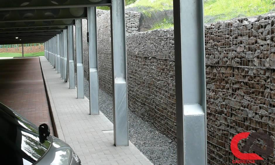 gabiao 15 - Muro de Gabião - Material e Mão de Obra Especializada
